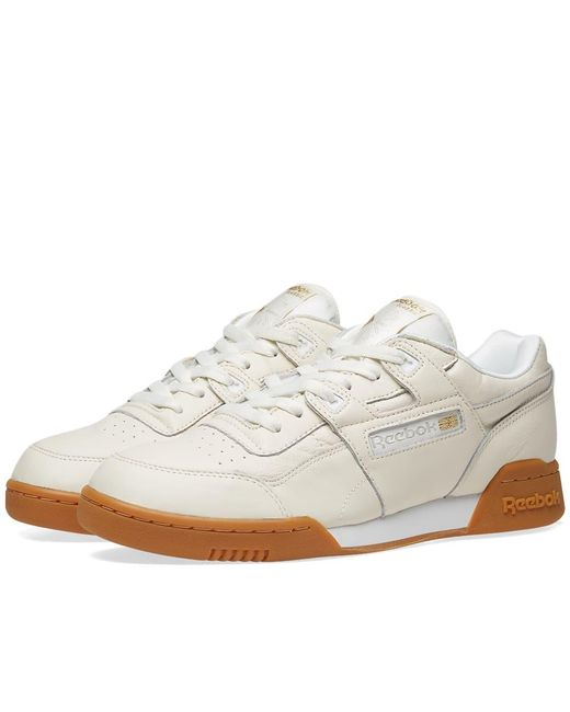d31c965ccb0 Lyst - Reebok Workoutplus Nt Trainers In White Cn2126 in White for ...