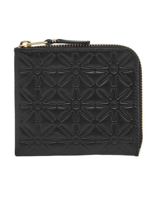 Comme des Garçons - Black Comme Des Garcons Sa310ea Embossed Wallet - Lyst
