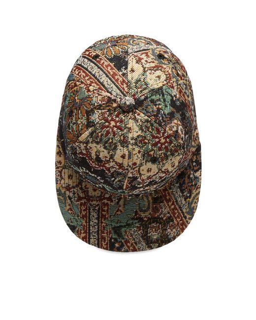 ... MKI Miyuki-Zoku - Multicolor Tapestry Cap for Men - Lyst ... 43f9cb19f9fd