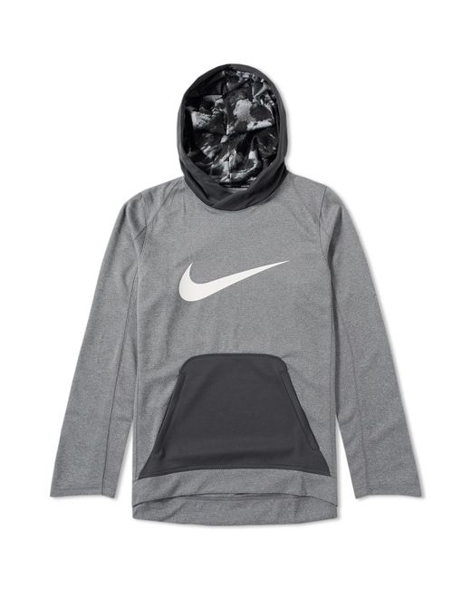 Nike | Gray Asw Hyper Elite Hoody for Men | Lyst