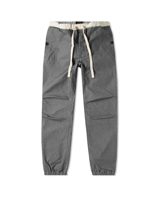 Beams Plus - Gray Twill Gym Pant for Men - Lyst