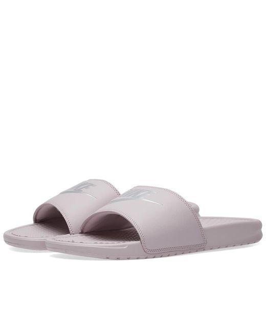 9d138631e1453 Nike - Pink Benassi Jdi W for Men - Lyst ...