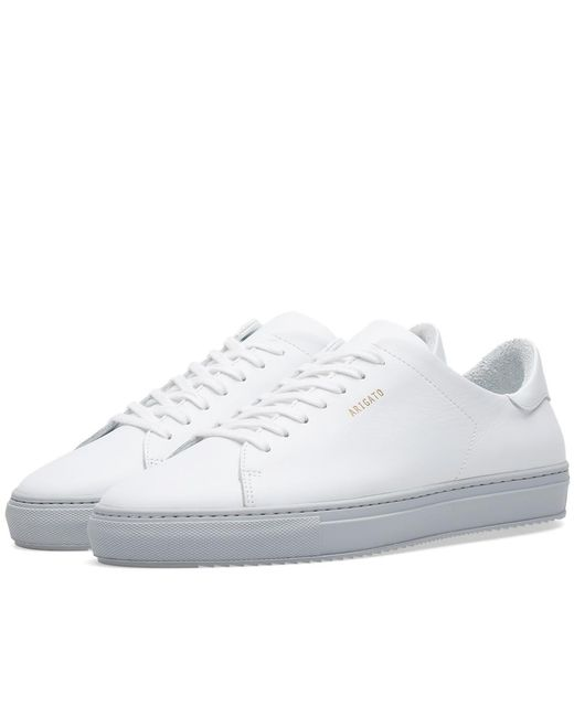 Axel Arigato - White Clean 90 Colour Sole Sneaker for Men - Lyst
