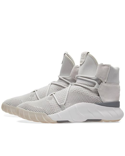 adidas Tubular X Primeknit technology detail accessory