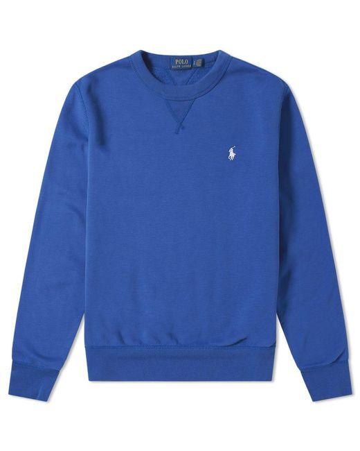 e51e0e8a3cbc Polo Ralph Lauren - Blue Vintage Fleece Sweat for Men - Lyst ...