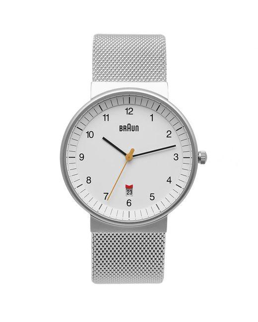 Braun - Metallic Bn0032 Watch for Men - Lyst
