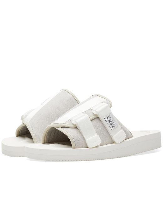 Suicoke - White Kaws-vs for Men - Lyst
