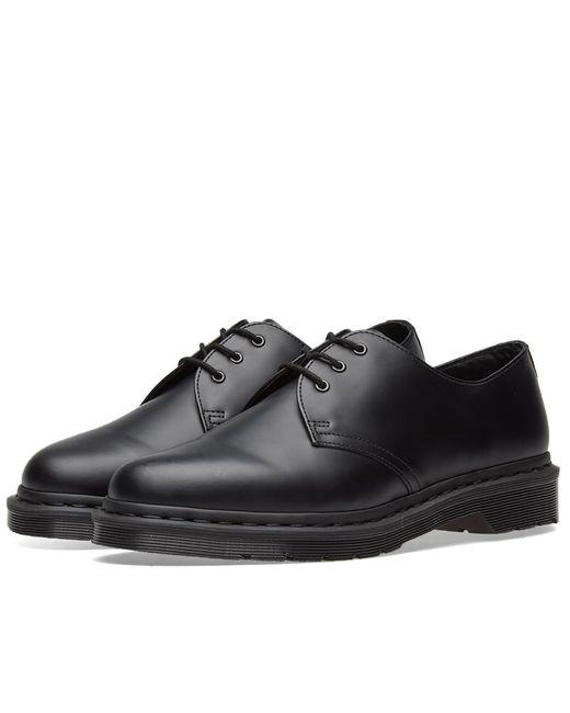 a8856fd6f9f9d Dr. Martens Dr. Martens 1461 3-eye Shoe in Black for Men - Lyst