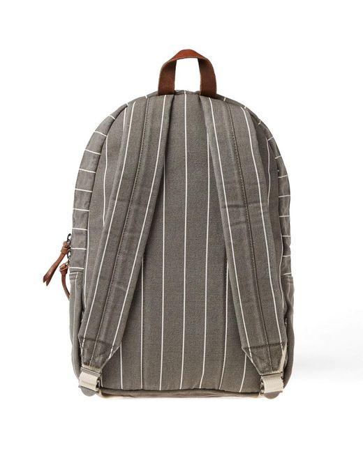 ... Polo Ralph Lauren - Gray Collegiate Backpack for Men - Lyst ... e5e28afbcd716