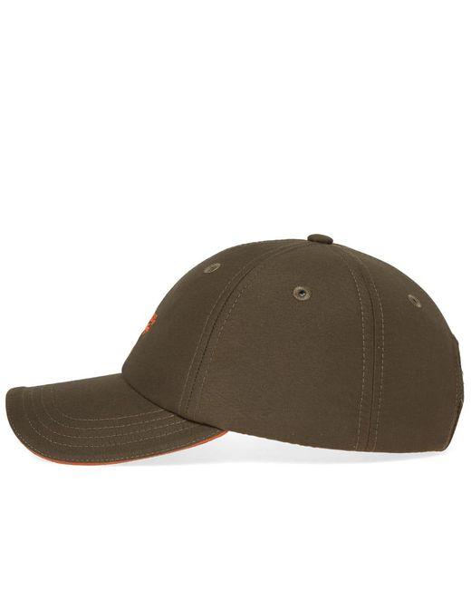 9212c7d7f90541 ... Barbour - Green Fairfield Sports Cap for Men - Lyst ...