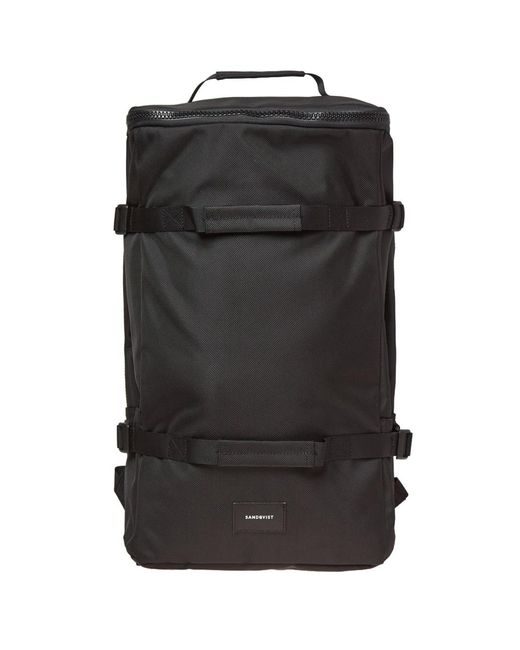 Sandqvist - Black Zack S Ballistic Backpack for Men - Lyst