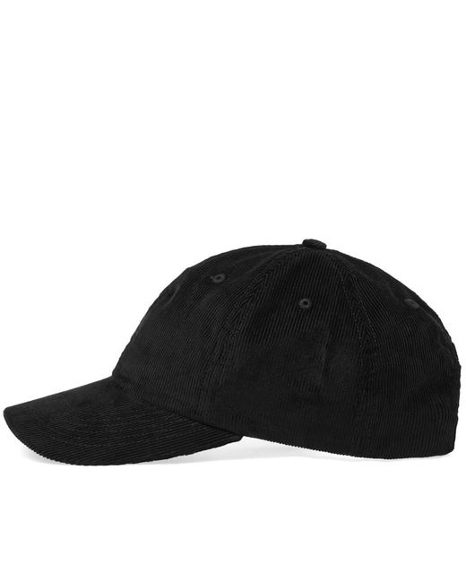 72982f4d39d ... Norse Projects - Black Thin Cord Sports Cap for Men - Lyst ...