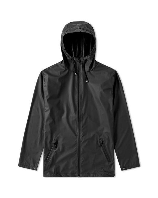 Rains - Black Breaker Jacket for Men - Lyst