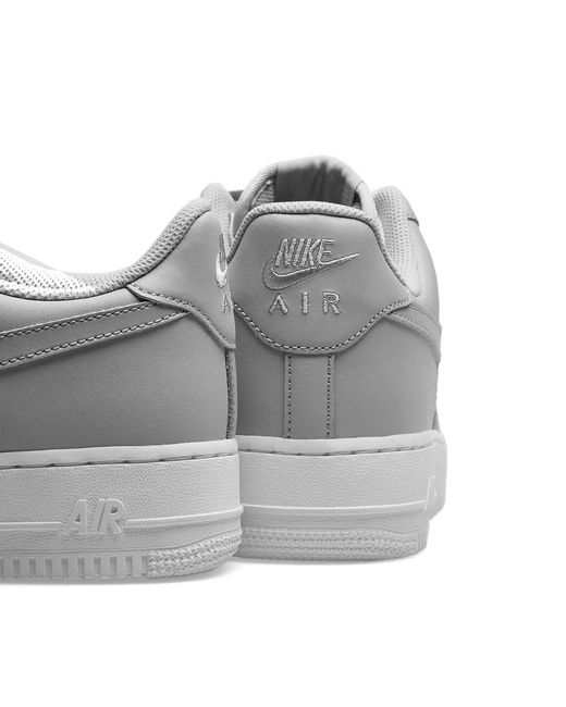 online store 944a1 f0646 ... Lyst Nike - Gray Air Force 1  07 for Men ...