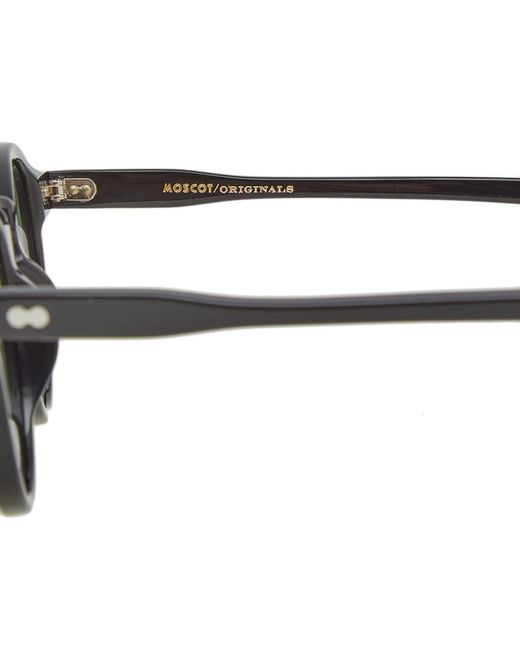 f1bb060550b4 Moscot Miltzen 46 Sunglasses in Black for Men - Save 9% - Lyst