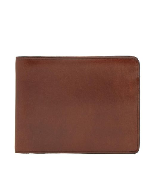 Il Bussetto - Brown Bi-fold Wallet for Men - Lyst