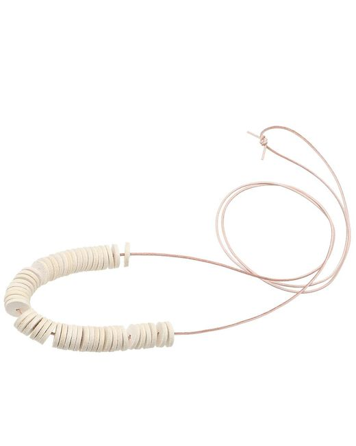 Hender Scheme | White Not Lying Necklace | Lyst