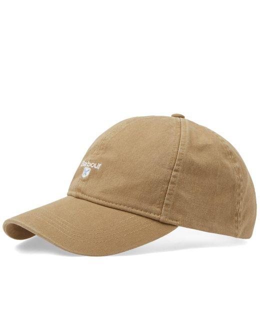 e09ca4792766df Barbour Cascade Sports Cap in Brown for Men - Save 24% - Lyst