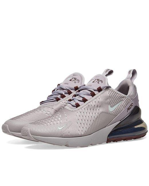 d71fd0bb2545 Nike - Gray Air Max 270 for Men - Lyst ...