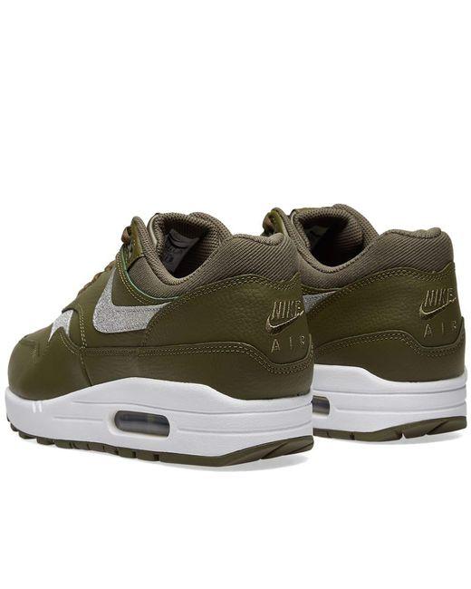 07726b846e12e3 ... Nike - Green Air Max 1 Se W - Lyst ...
