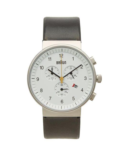 Braun | Black Bn0035 Chronograph Watch for Men | Lyst