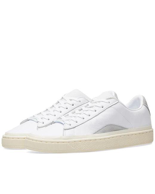 Puma X Han Kjobenhavn Basket in bianca bianca bianca for Uomo Save   39985d