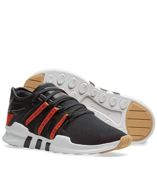 Latest New Released Cheap Adidas EQT Support ADV White