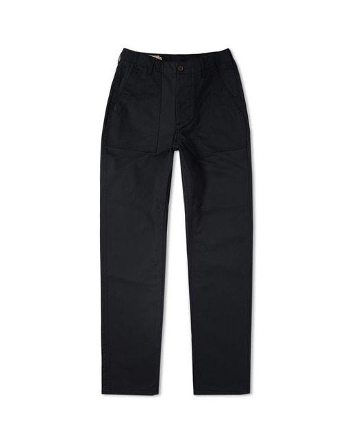 Maison Kitsuné - Black Maison Kitsuné Worker Pant for Men - Lyst