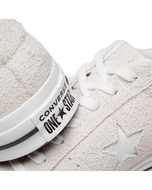 954b2266d82adc ... Converse - White One Star Ox for Men - Lyst ...