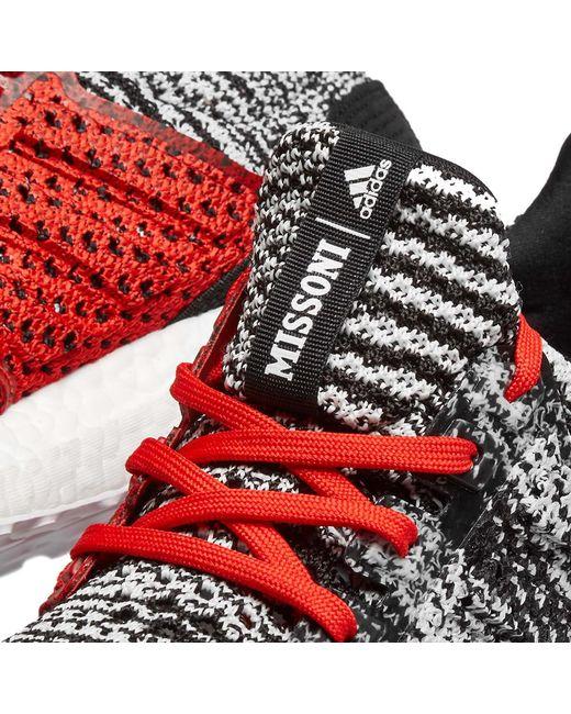 54b0b21b46c ... Adidas - Black X Missoni Ultra Boost Clima for Men - Lyst ...