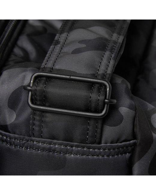 753b028eb5 ... Head Porter - Black Jungle Camo Shoulder Bag for Men - Lyst ...