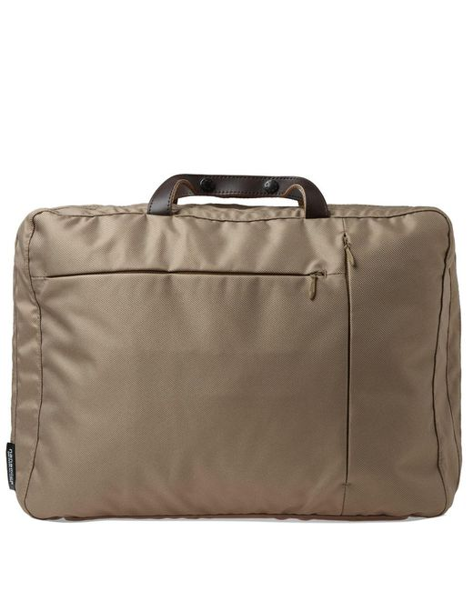 Nanamica   Brown Two Way Briefcase for Men   Lyst