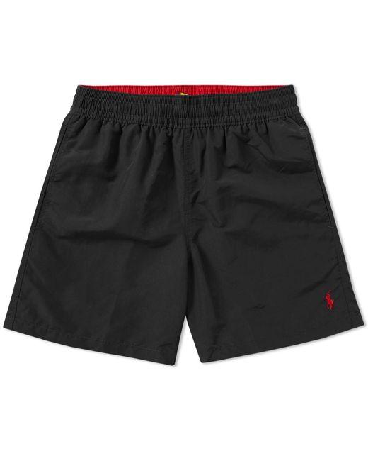 Polo Ralph Lauren | Black Swim Short for Men | Lyst