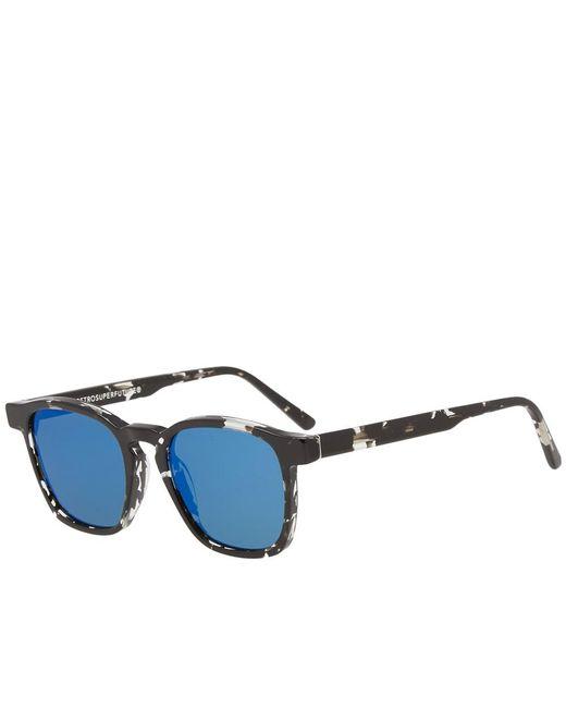 e2e76c62aa41 Retrosuperfuture - Blue By Retrofuture Unico Sunglasses for Men - Lyst ...