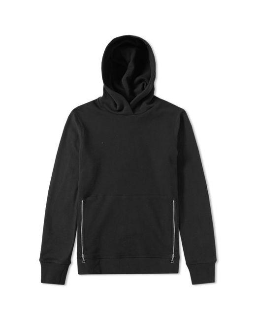 John Elliott - Black Villian Hooded Pullover for Men - Lyst
