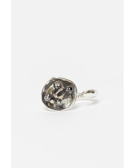Rosa Maria - Multicolor Saxo Bell Flower Ring - Lyst