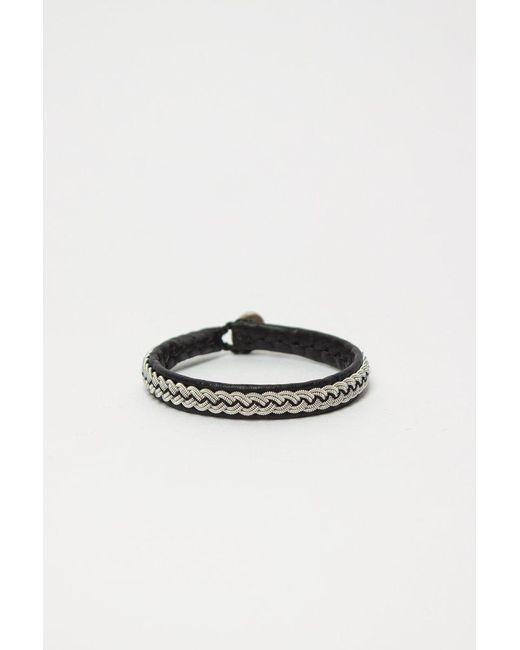 Maria Rudman - Black A12 Bracelet - Lyst