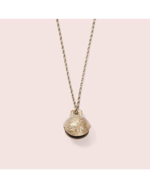 Erica Weiner | Metallic Protective Tiger Bell Amulet | Lyst