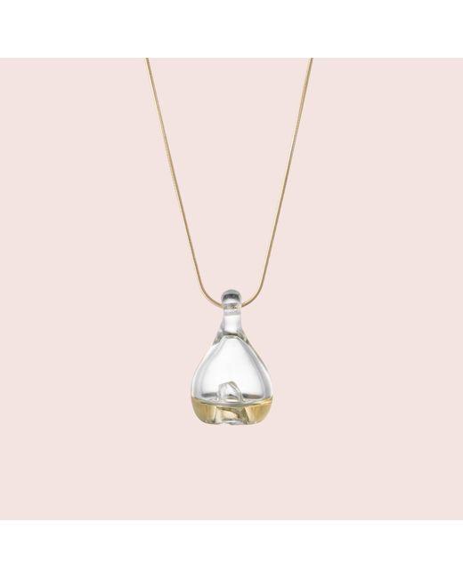 Erica Weiner | Metallic Perfume Diffuser Necklace | Lyst