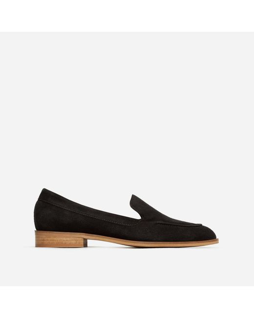 cd4c75bca2d Everlane - Black The Modern Loafer - Lyst ...