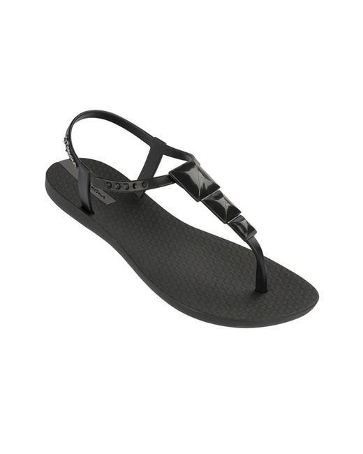 Ipanema | Black Sandals | Lyst