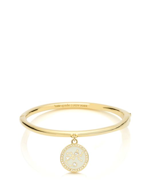 kate spade new york | Multicolor In The Stars Sagittarius Bangle | Lyst