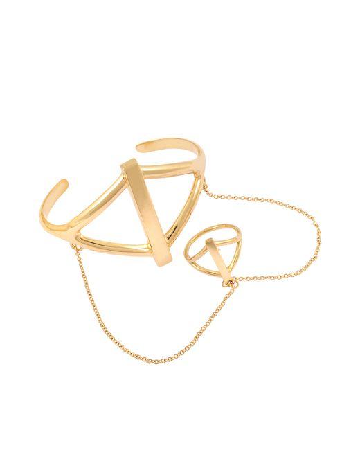 Pamela Love   Metallic Balance Bracelet   Lyst
