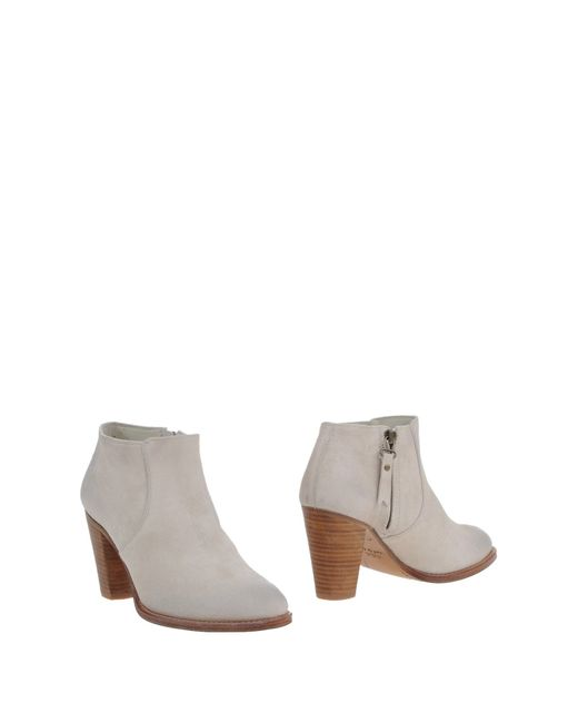 NDC   White Ankle Boots   Lyst