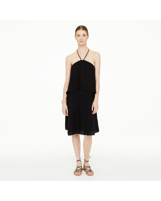 Club Monaco | Black Bryna Dress | Lyst