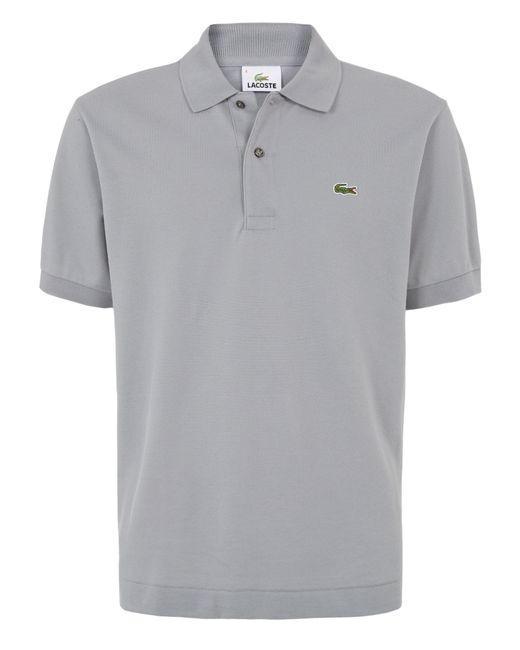 Lacoste | Gray Plain L.12.12 Original Polo for Men | Lyst