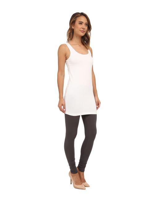 Lyssé | White Legging Tank Top | Lyst