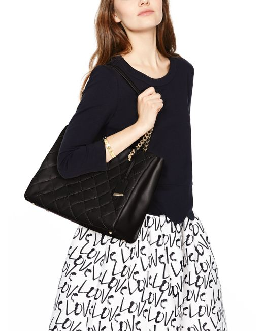 Kate Spade | Black Emerson Place Phoebe | Lyst