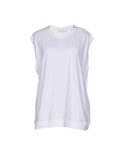 Mauro Grifoni | White T-shirt | Lyst