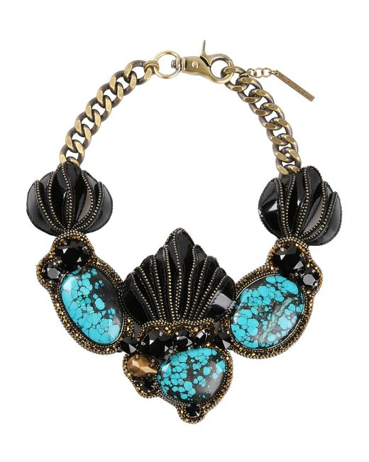 Beavaldes | Blue Necklace | Lyst